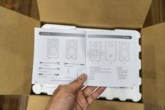 Sách hướng dẫn trang thông số kỹ thuật
