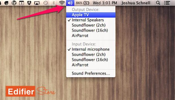 Chọn thiết bị AirPlay để phát nhạc trên iOS