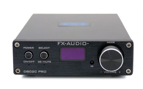 fx audio d802c pro