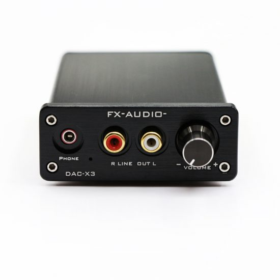 dac giai ma fx audio x3 2
