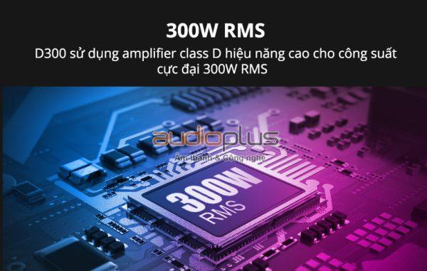Loa HiVi Swans D300